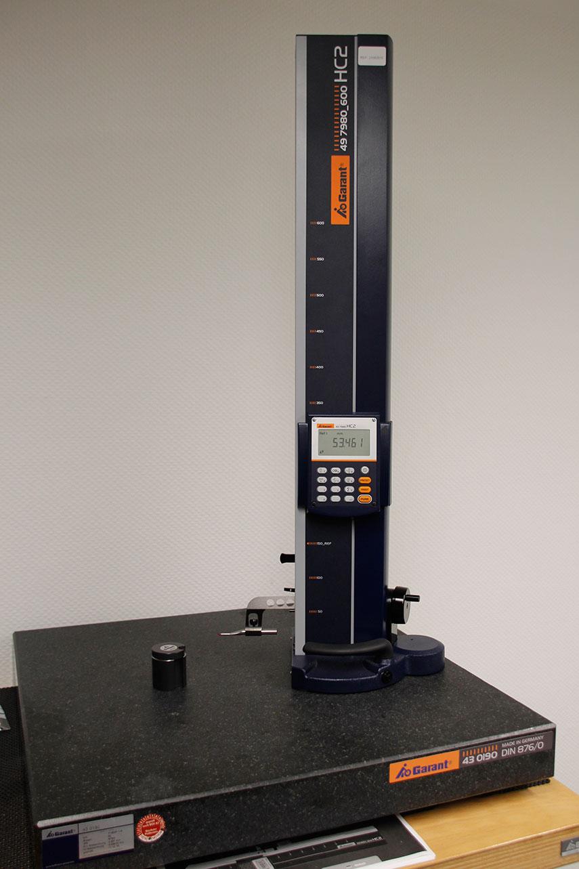 Höhenmessgerät HC 2
