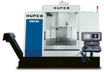 Die VMX50 HT von HURCO