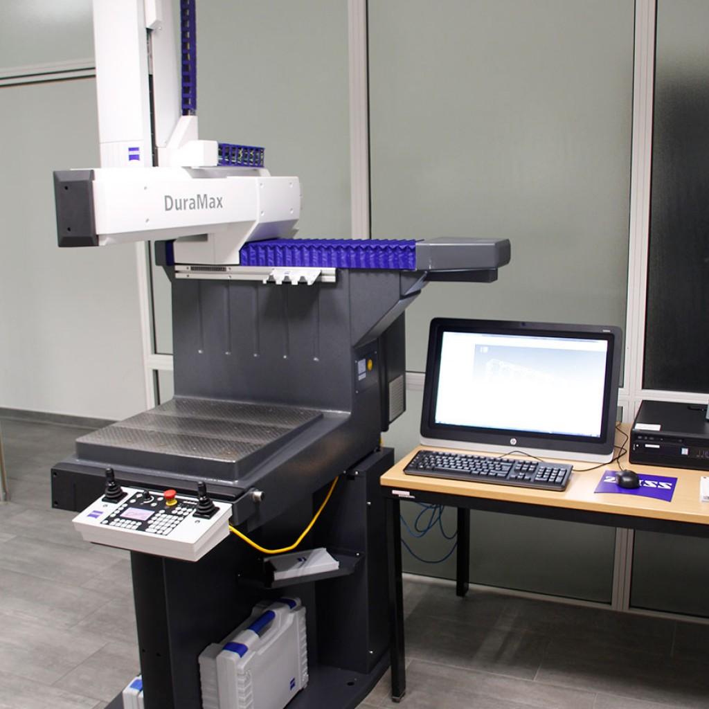 Zeiss-DuraMax CNC-Scanning-Messtechnik